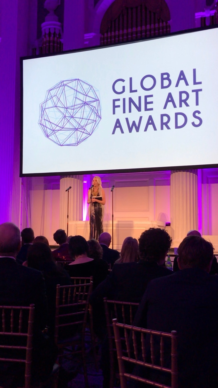 Global Fine Arts Awards 2018 Event