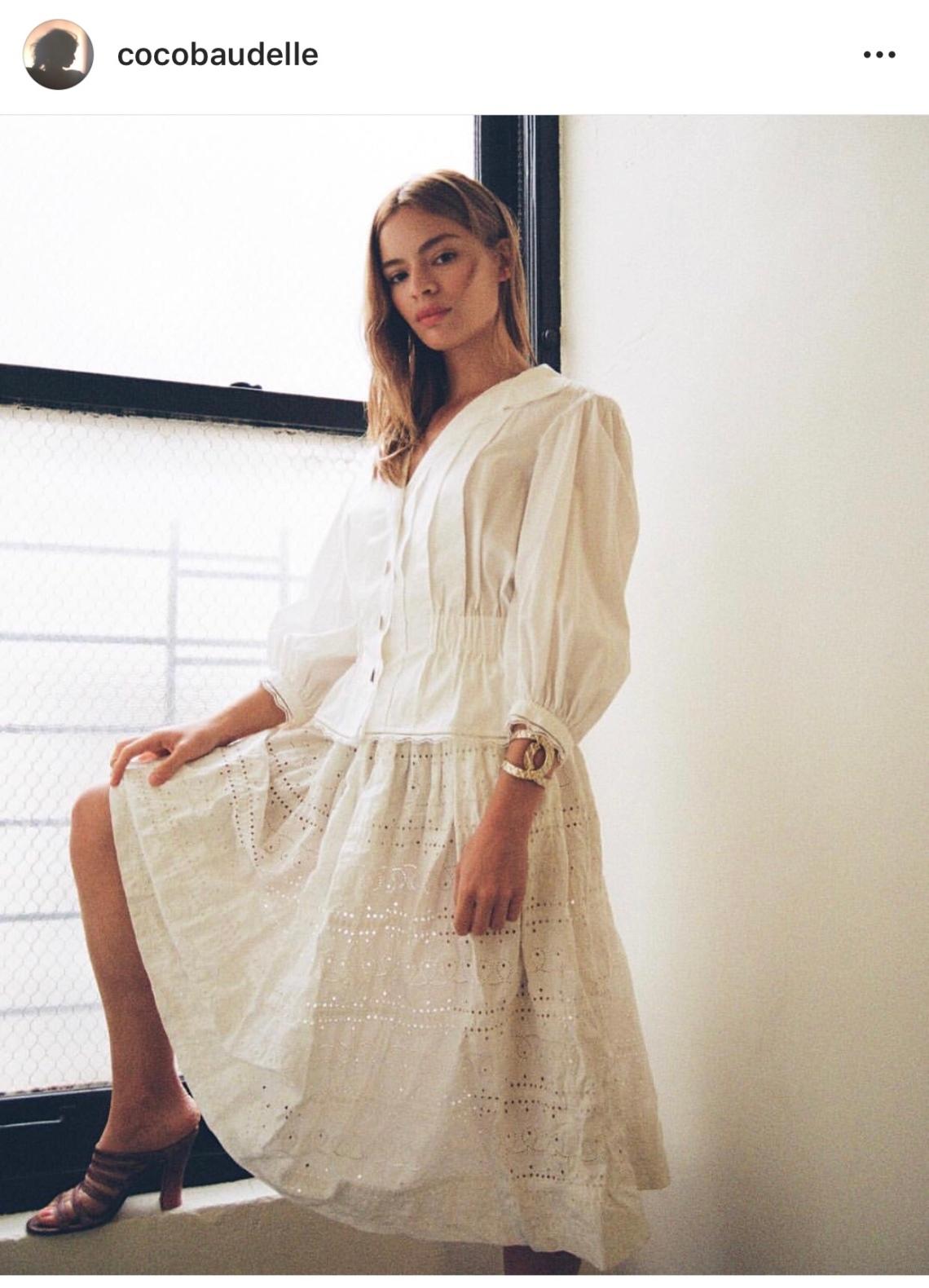 Prairie dress o que é e como usar - Flavia Millen