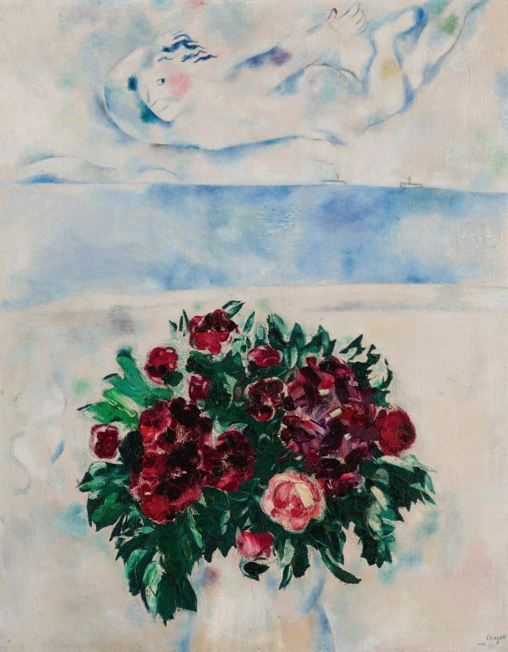 Flor Marc Chagall